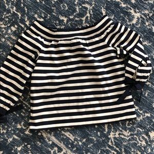J.Crew off shoulder top